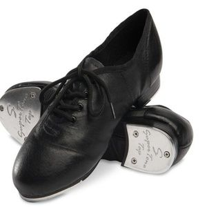 Danshuz split sole tap shoes